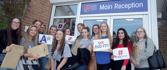 Another year of success for Landau Forte Academy QEMS